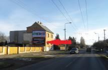 Billboard, Plzeň (Nepomucká - směr OC Olympie)