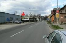 Billboard, Liberec (Dr.M.Horákové/Košická)