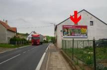 Billboard, I/27 - Blšany (směr Plzeň   )