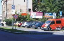 Billboard, Liberec (Jablonecká/Šaldovo nám. )