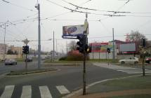 331092 Billboard, Plzeň (Rokycanská)