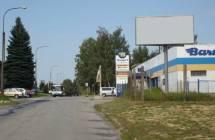 Billboard, Havlíčkův Brod (Havířská ulice)