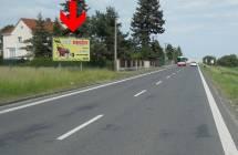 Billboard, Opava (Vjezd od Olomouce)
