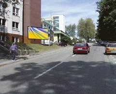 621012 Billboard, Pelhřimov       (Slovanského bratrství, I/ 19 )