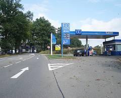 611077 Billboard, Třešť    (Dr.Richtra - ČS EuroOil      )