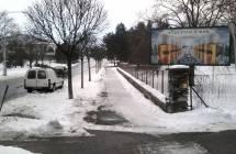 Billboard, Šumperk (Lidická)