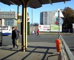 571062 Billboard, Pardubice - Zelené předměstí (Palackého)