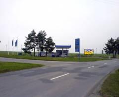 701007 Billboard, Jedovnice    (Jiráskova - ČS EuroOil    )