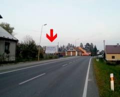821013 Billboard, Bruntál (Staré Město, sm. centrum )