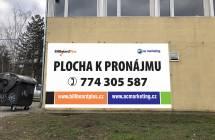 1641011 Billboard, Brno (Kolejní)