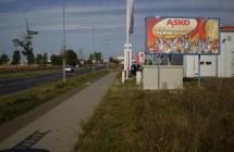 Billboard, Plzeň (Folmavská)