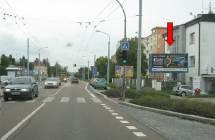 Billboard, Plzeň - Slovany (Nepomucká)