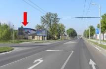 Billboard, Plzeň - Karlov (Borská)