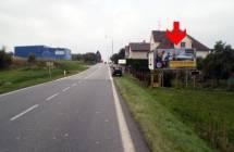 Billboard, I/29 - Bernartice u Milevska  (průjezd směr Písek  )