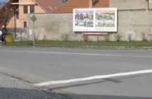 Billboard, Slavkov u Brna (křižovatka Slovákova/Československé armády)