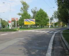 1271004 Billboard, Pardubice (Kosmonautů)