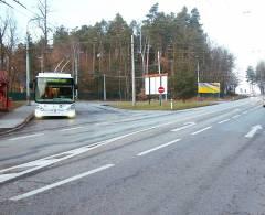 1261023 Billboard, České Budějovice (Pražská)