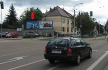 331205 Billboard, Plzeň - Slovany (Nepomucká / Jasmínová)