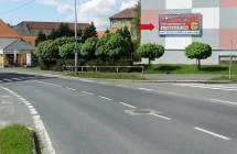 Billboard, Horažďovice (Komenského)