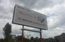 Billboard, Brno - Líšeň (Novolíšeňská)