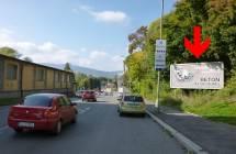 Billboard, Liberec (Vratislavická)