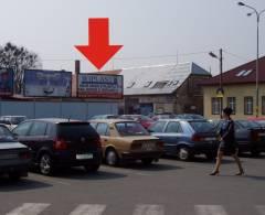 861003 Billboard, Hlučín (Opavská ulice I/56)