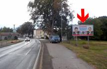 Billboard, Trutnov (Horská)