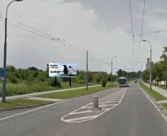 331141 Billboard, Plzeň (Borská)