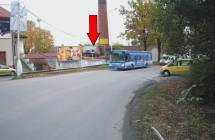Billboard, Jihlava (Sokolovská)