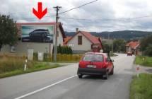 Billboard, Pelhřimov (Ondřejov, I/34, výjezd  )
