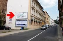 Billboard, Liberec (Husova - 1 )