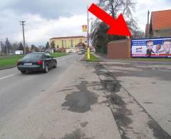 791124 Billboard, Prostějov (Kostelecká, tah Kostelec - Prostějov )