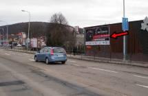 Billboard, Brno - Bystrc (Obvodová)