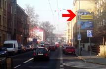 Billboard, Ústí n/L (Masarykova 4)