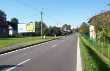 Billboard, Frenštát p. R., okolí (II/483 )