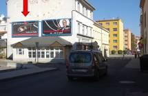 Billboard, Sokolov (Křížová)