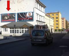 391005 Billboard, Sokolov (Křížová)