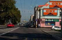 Billboard, Teplice (Masarykova u McD)