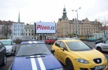 Bigboard, Plzeň - Jižní Předměstí (Sady Pětatřicátniků)
