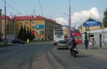 Billboard, Olomouc (Wolkerova 2-směr centrum )