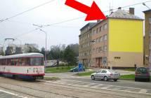 Štít, Olomouc (Wolkerova - výjezd na Brno od centra   )