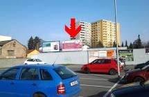 811162 Billboard, Šumperk (Lidická)