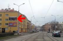 Billboard, Olomouc (Wolkerova 1-směr centrum )