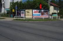 Billboard, Mariánské Lázně (Plzeňská třída)