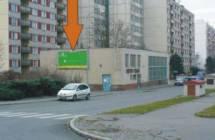 331106 Billboard, Plzeň (Sokolovská)