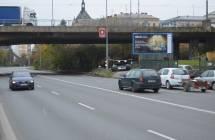 Billboard, Plzeň  (Jízdecká ul.)