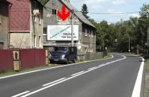 Billboard, Klášterec nad Ohří (I/13, Stráž nad Ohří)