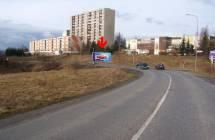 Billboard, Liberec (Kunratická/Sněhurčina, DC)