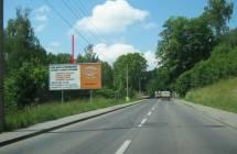 Billboard, Liberec (Svobody,příjezd)