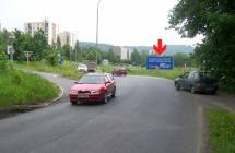 Billboard, Liberec (Kunratická/Olbrachtova, ZC)